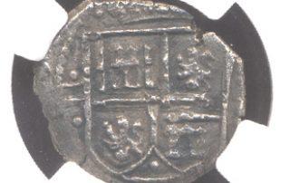 Bog1665R2sh goldcob coin