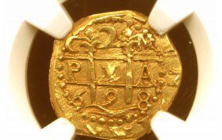 Cuz2 goldcob coin