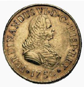 Lima 1751-coin
