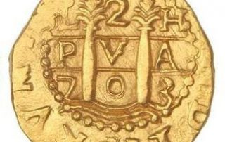 Lima1703E2Herverapil goldcob coin