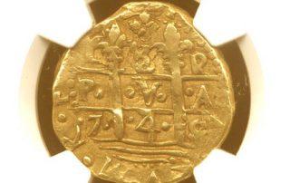 Lima1749Elias goldcob coin