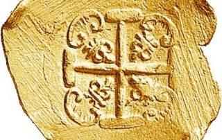 Mex 8 Escudos - goldcob coin