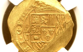 Mex1714DOGMikesh goldcob coin
