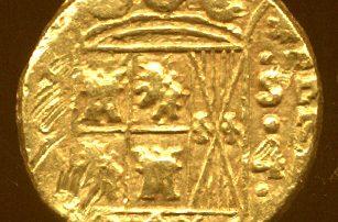 SantaFe17554Esh goldcob coin