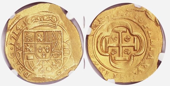 Mexico city 8 Escudos
