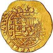 escudos of 1713 - coin 2