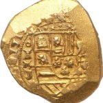 escudos of 1713 - coin 4