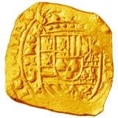 escudos of 1713 - coin 5