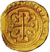 escudos of 1713 - coin 6