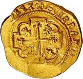 escudos of 1713 - coin 7